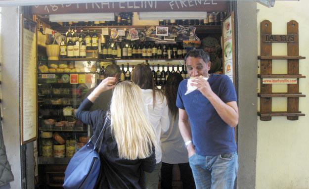 Fratellini Florence snack