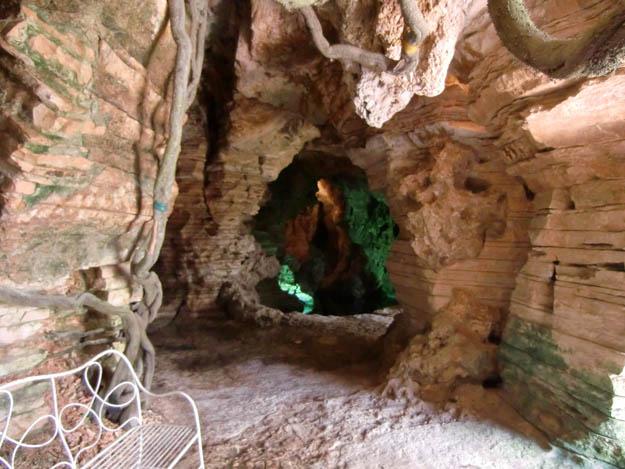 Grottoes Villa Frassanelle Venetia