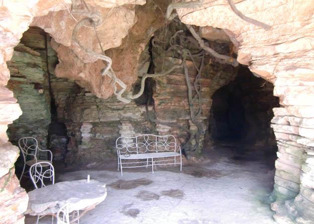 Entree Grottes Venetie