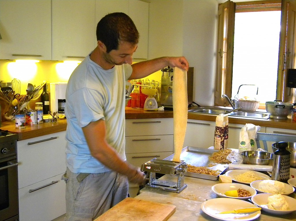 cooking course Italy