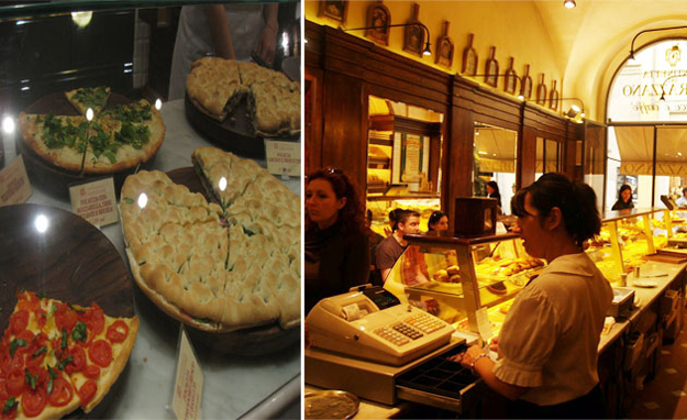 Cafe verrazzano Florence