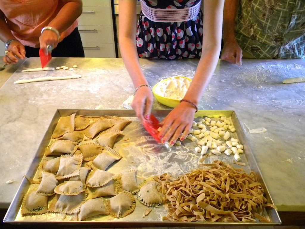 Private cooking classes in tuscany katharina 39 s italy - Fine cuisine italienne ...