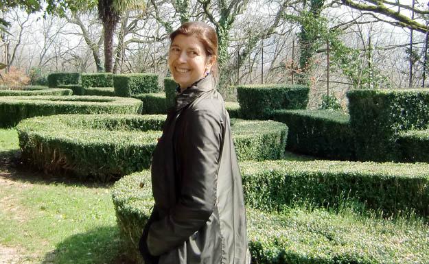 Besitzerin des Ferienhauses Venezien Francesca Papafava