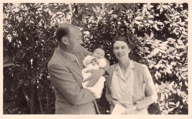 Antonio and Iris Origo
