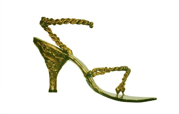 Sandal in 18 k Gold, 1956