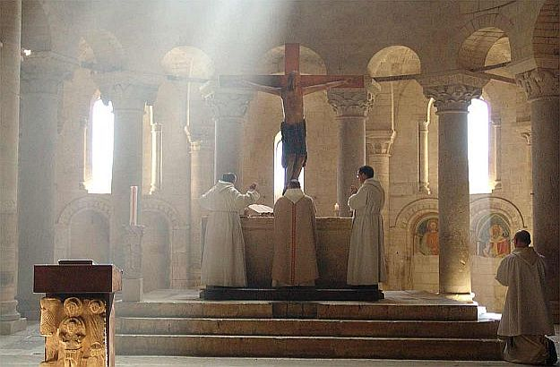 Sant'Antimo Messe