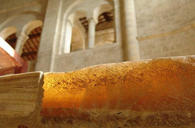Transparency of alabaster