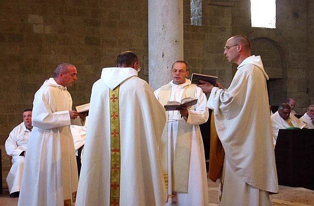 gregorianischer Gesang Sant Antimo