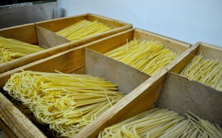 Dried spagetti