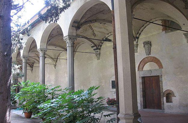 Cloister of Santa Croce