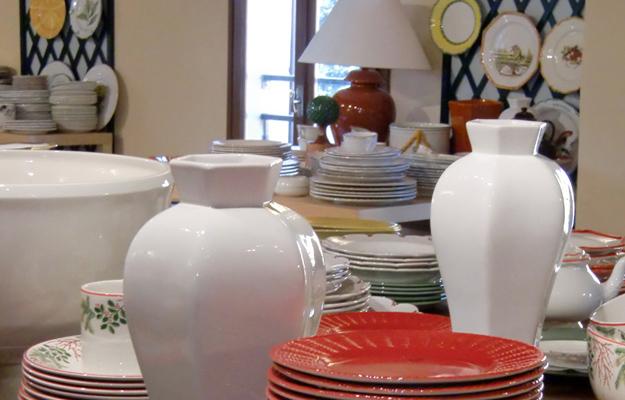 Plates, Vases, Mugs galore