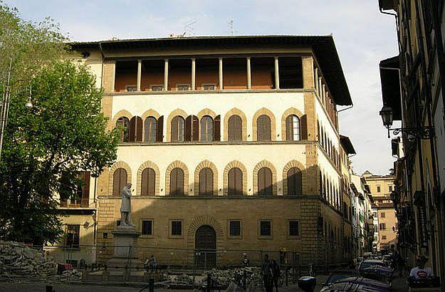 Palazzo Gguadagni, Firenze