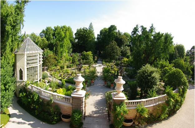 Botanical Garden Pauda