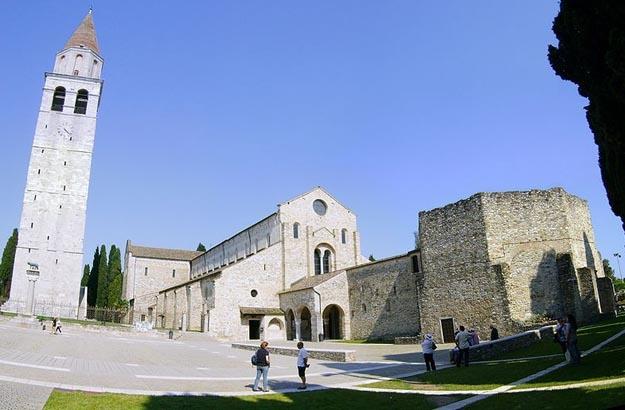 Aquileia Exterior
