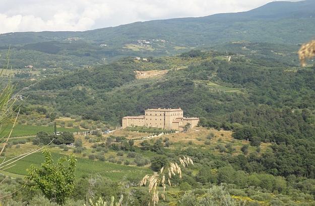 Potentino en Toscane