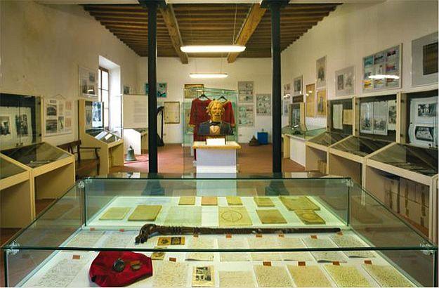 Research center Davide Lazzaretti Arcidosso Tuscany