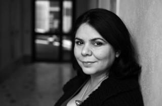 Michela Murgia wurde 1972 in Cabras auf Sardinien geboren.