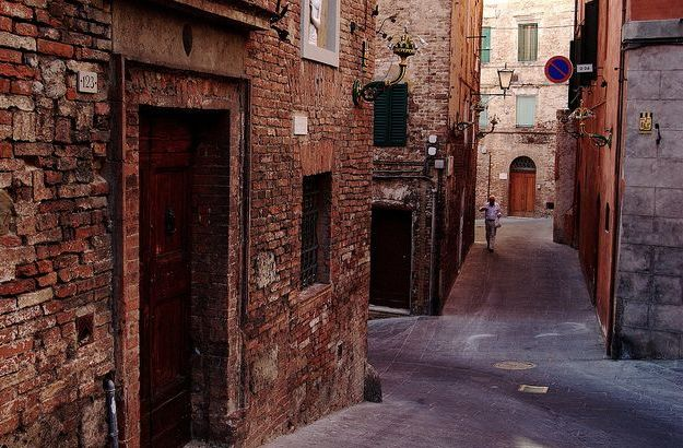 The lesser-known areas of Siena are really worth the detour.   ©mr.donb