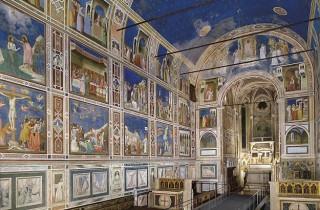 Die Scrovegni-Kapelle beherbergt eines der Meisterwerke abendländischer Kunst.   ©Class Connection