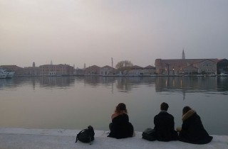 The charms of hibernal Venice: they are many, and all irresistible