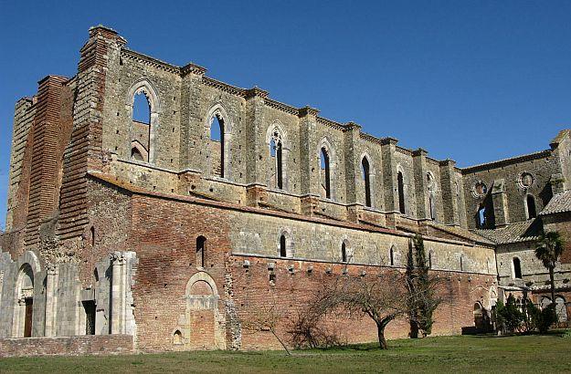 San Galgano abbaye