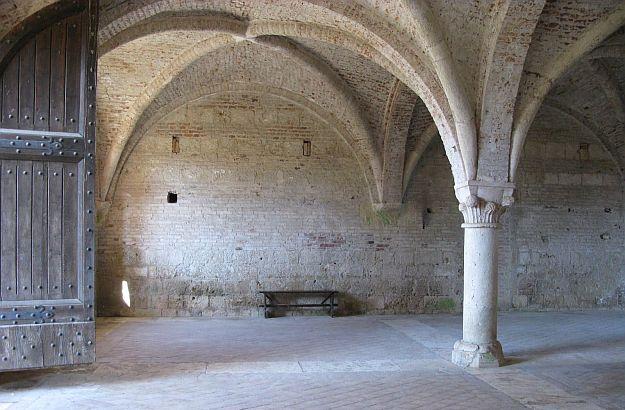 San Galgano abbaye Toscane 128
