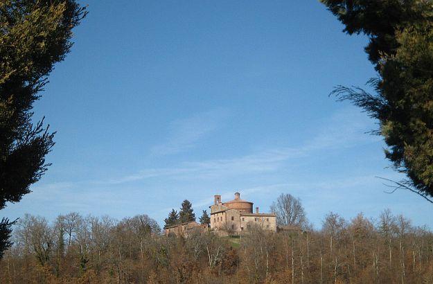 Pieve di Montesiepi church