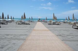 Unsere Villen Piccola und Duna Grande liegen nur einen Spaziergang entfernt.