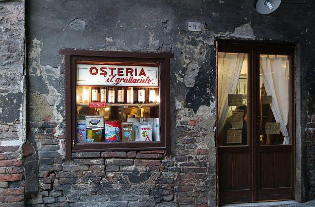 Gut essen hat bei den Italienern höchste Priorität.