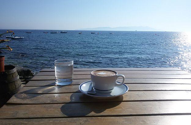 Cappuccino trinkt man in Italien immer nur am Morgen und nie nach Mahlzeiten
