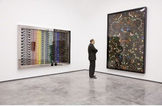 The Damien Hirst exhibition will be held from April 9 to September 4.  ©artsy.net