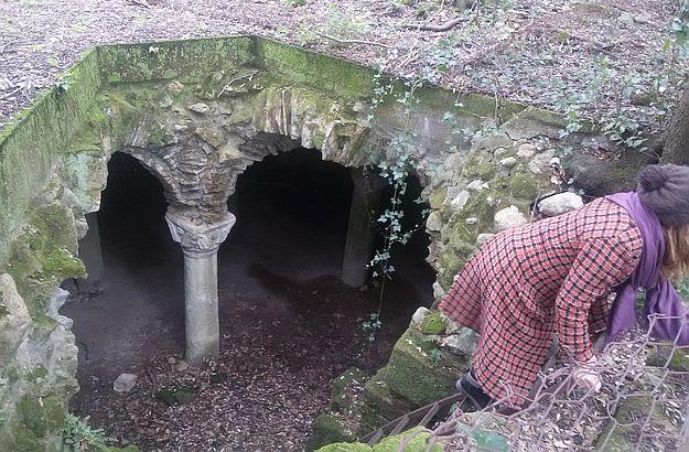 Bis heute sind diese Ruinen ein fast unentdecktes Geheimnis.