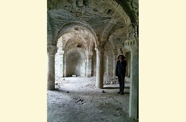 Im Mittelalter lebten hier etwa ein Jahrhundert lang Augustinermönche.