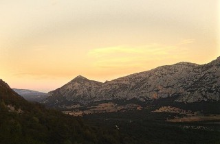 The mountainous landscapes of Sardinia are absolutely breathtaking.