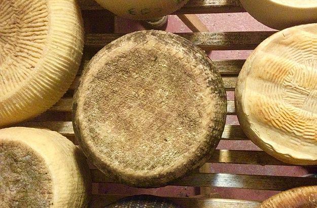 In Sardinien findet man eine große Auswahl köstlicher Käsesorten