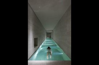 Qui n'a pas encore vu, sur Instagram, cette piscine de rêve ?
