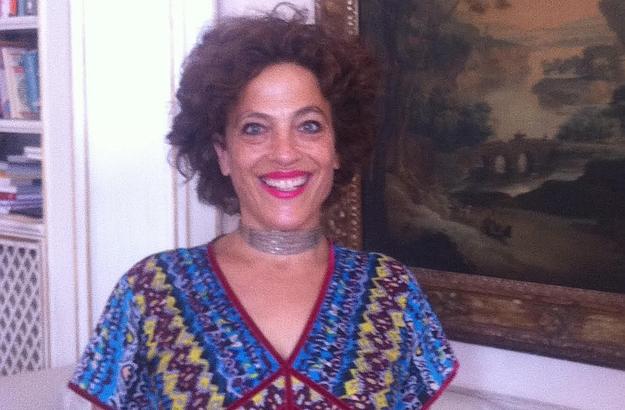Environmental scientist Jane da Mosto, co-founder of We are here Venice.  ©Pierangelo da Mosto