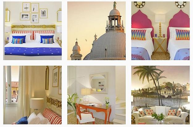 Our new Ca'nova apartments in the Serenissima – like, like, like!