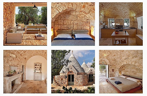 One of our Excellence Villas magnificent residences, in Puglia.