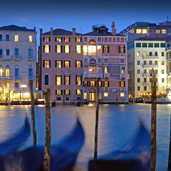 Appartments in Venedig mit Terrasse