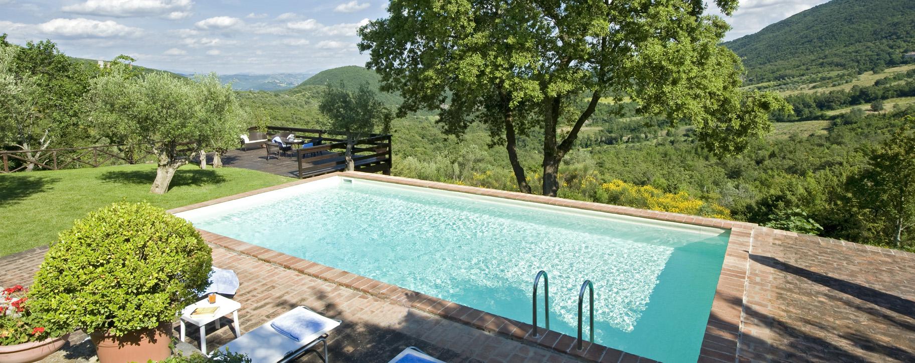 Location villas et maisons de charme en italie avec for Location maison piscine italie