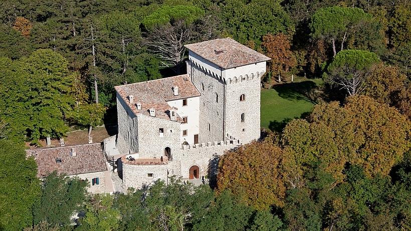 Castello di Magrano