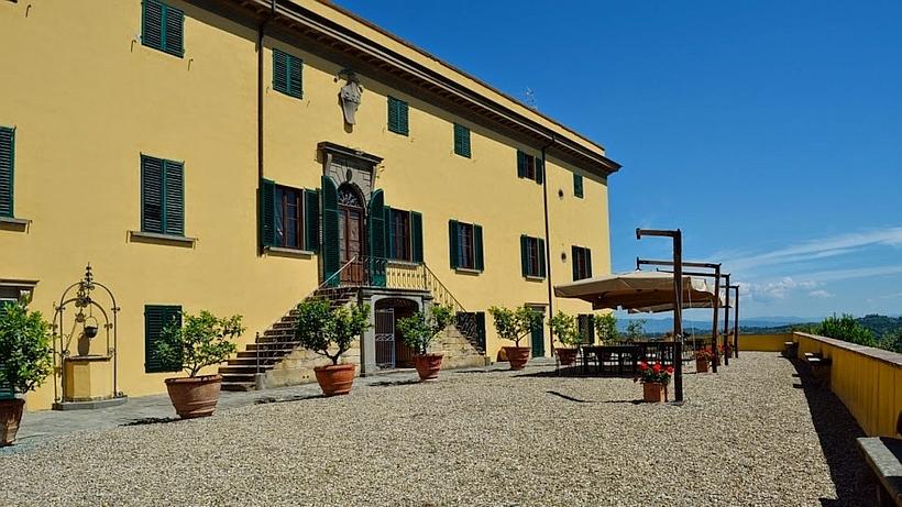 Villa Strozzi