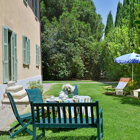 Villa Fontanili-Mirto