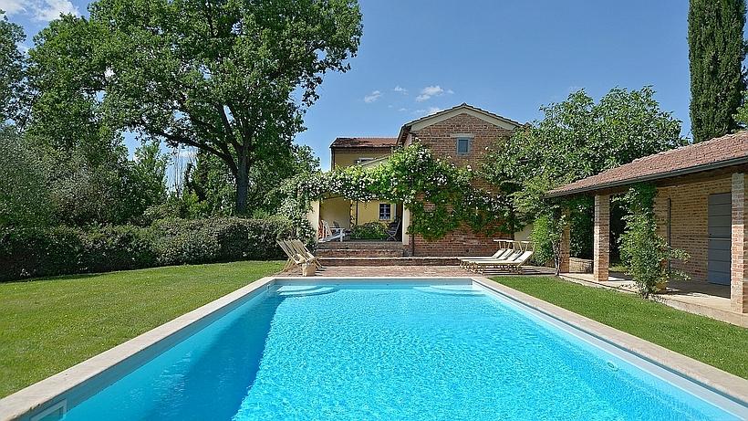 location villas avec piscine en italie bord de mer ou