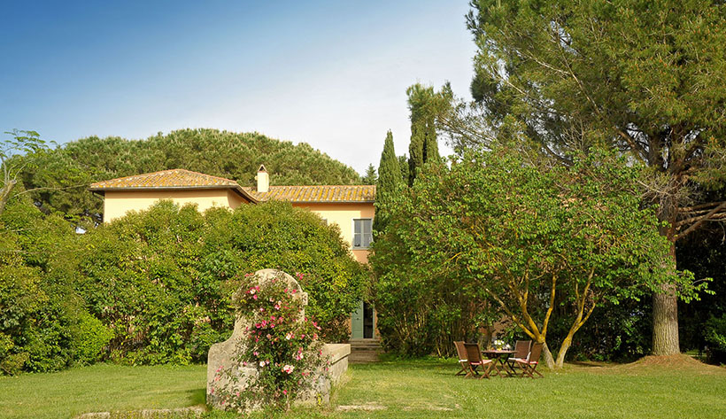 Villa Fontanili-Lentisco