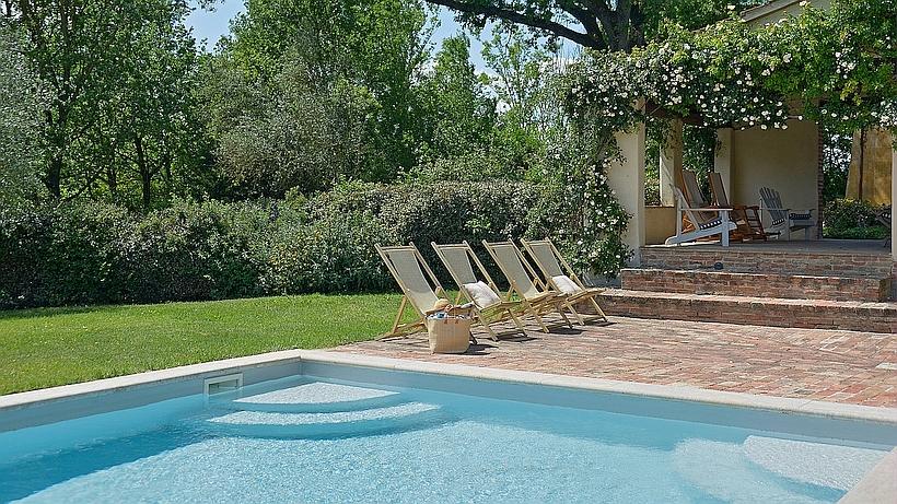 Villa De Charme Pour Vacances Sur Domaine Viticole En Toscane