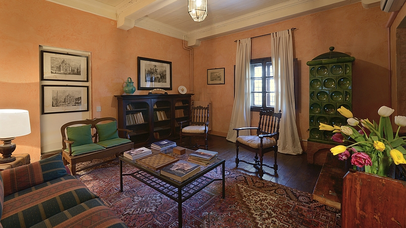Elegant Apartment With Pool In Medieval Castle Near Padua And Venice