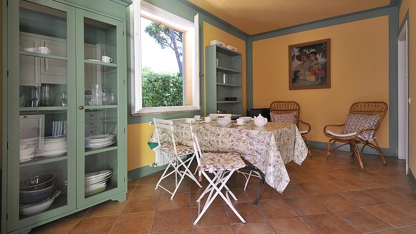 Sonniges Ferienhaus am Strand in der Maremma, Toskana-Küste