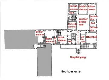 Plan De Villa Foce